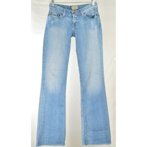 BKE Jeans - Bke jeans 26 x 33.5 Star 18 stretch embroidery bac